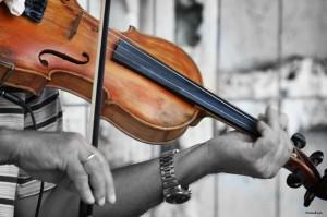 Solo-Violin
